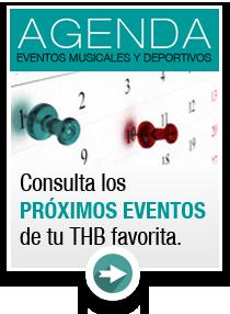 Agenda de eventos THB