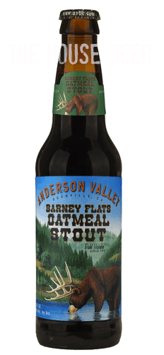 ANDERSON VALLEY B.F / OATMEAL STOUT