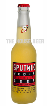 SPUTNIK / VODKA BEER