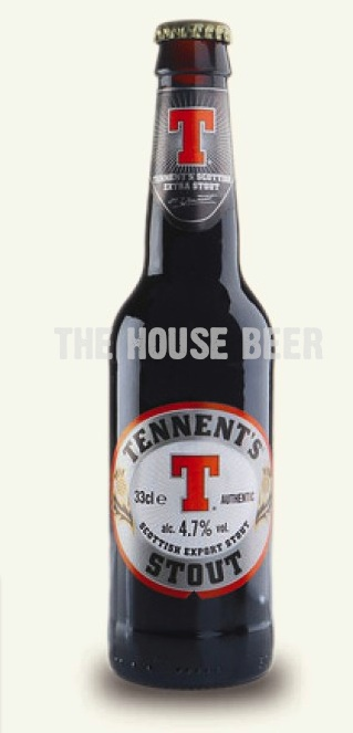 253. TENNENT´S / STOUT