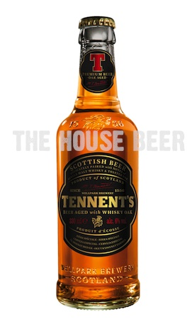 TENNENT´S WHISKY OAK