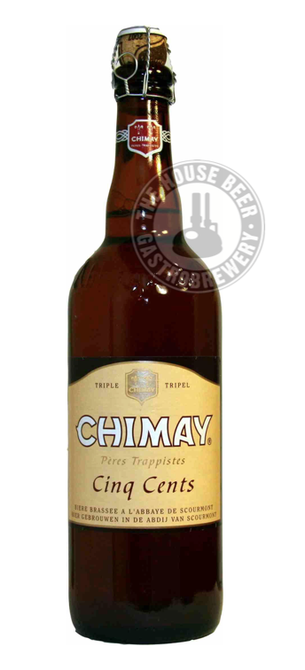 CHIMAY CINQ CENTS (Trapense)