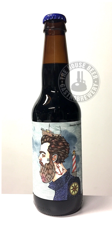 ALTHAIA BARLOVENTO / SMOKED IMPERIAL STOUT