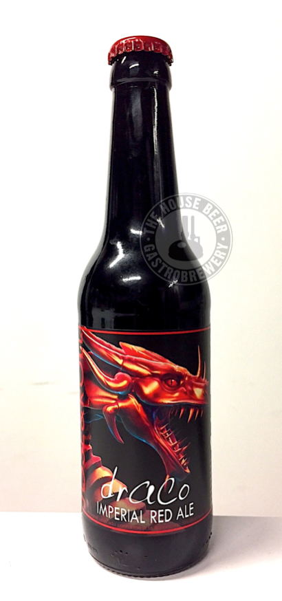 BREW&ROLL DRAKO / IMPERIAL RED ALE