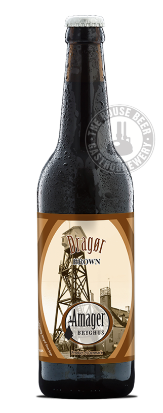 AMAGER DRAGOR BROWN / AMERICAN PALE ALE
