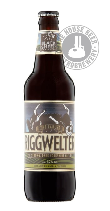 BLACK SHEEP RIGGWELTER / STRONG YORKSHIRE ALE