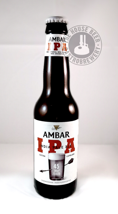 AMBAR IPA / INDIAN PALE ALE
