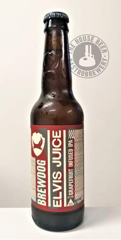 BREWDOG ELVIS JUICE / AMERICAN FRUIT IPA