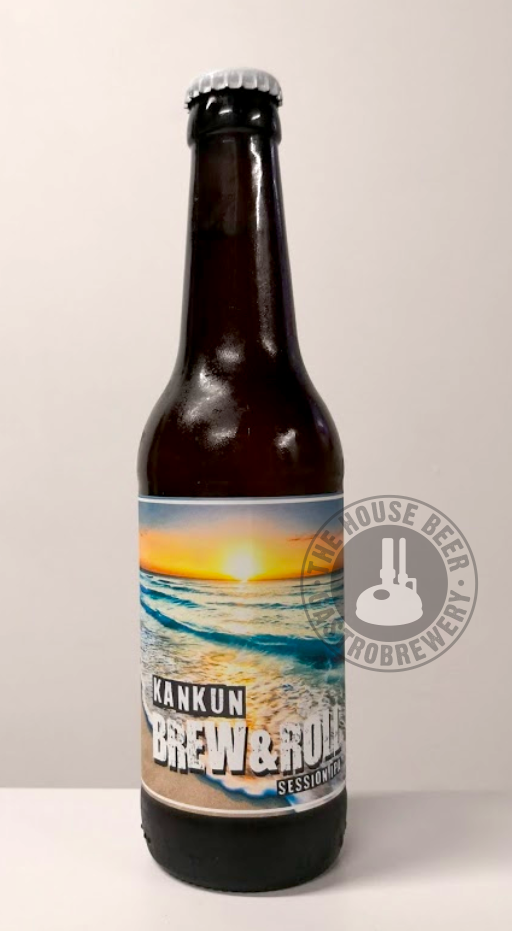BREW & ROLL KANKUN / SESSION IPA