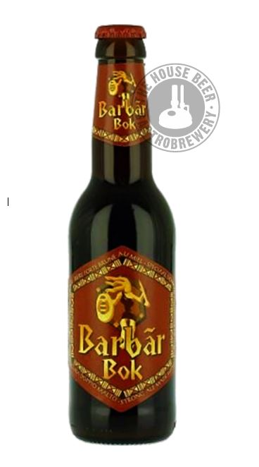 BARBAR BOK / BELGIAN STRONG ALE