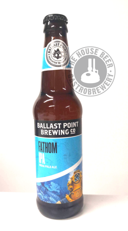 BALLAST POINT FATHOM / IPA