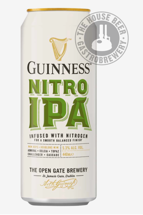 GUINNESS NITRO IPA / INDIAN PALE ALE