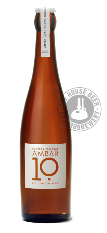 AMBAR 10 / SPECIALTY BEER