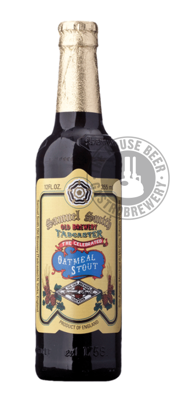 SAMUEL SMITH OATMEAL STOUT / OATMEAL STOUT