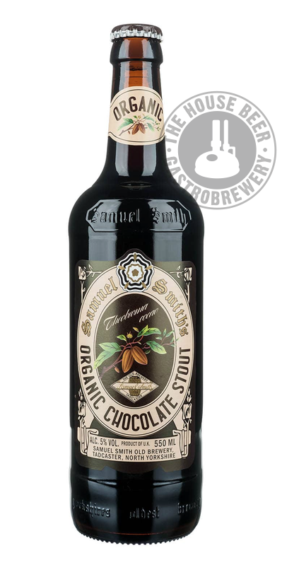 273. SAMUEL SMITH ORGANIC CHOCOLATE STOUT / SWEET STOUT