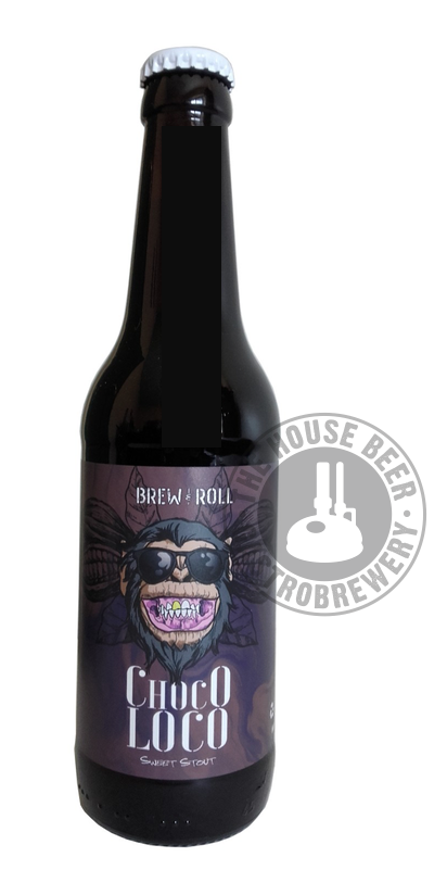 BREW & ROLL CHOCO LOCO / SWEET STOUT