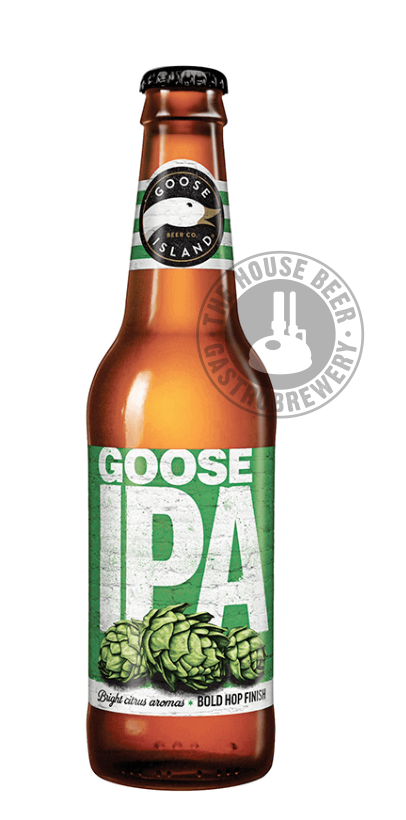 GOOSE ISLAND IPA / INDIAN PALE ALE