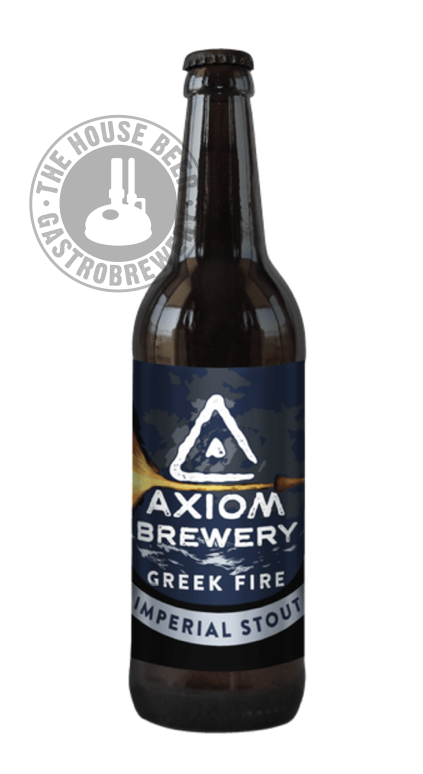 AXIOM GREEK FIRE / IMPERIAL STOUT