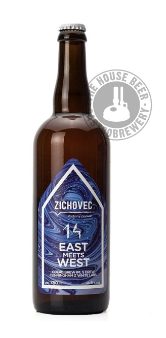 ZICHOVEC, 14 EAST MEETS WEST / LAGER IPL