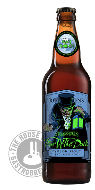 ROBINSON TROOPER FEAR OF THE DARK / STOUT