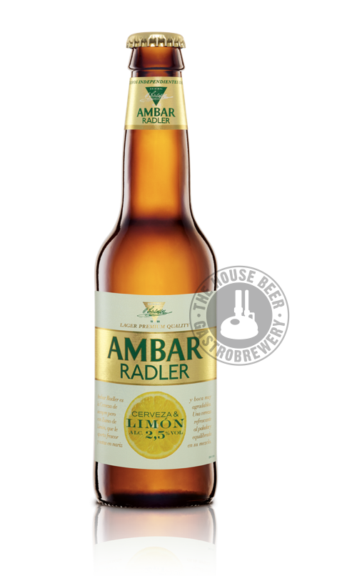 AMBAR RADLER / FRUIT BEER