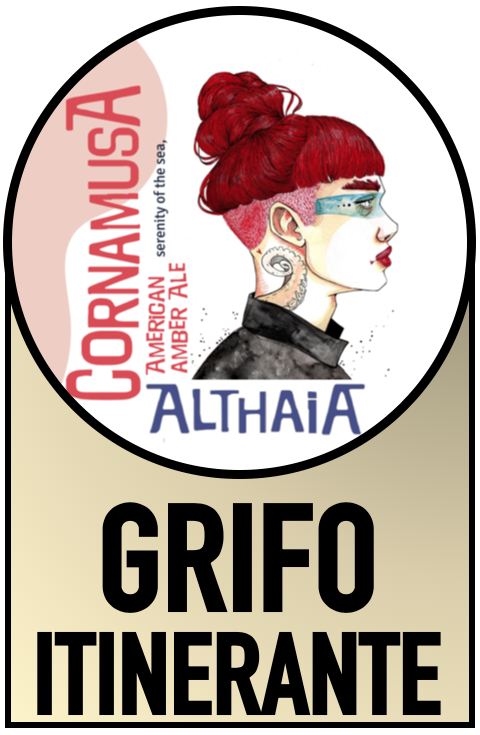 .ALTHAIA CORNAMUSA / AMERICAN RED ALE